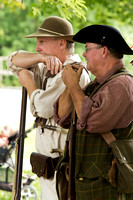 Old Bedford Village French and Indian War Reenactment
