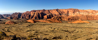 Overview of Snow Canyon State Park